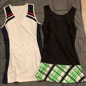 2 Tennis Dresses Small